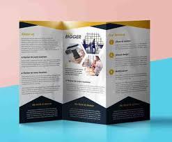 20 intelligent free brochure psd mockup templates company