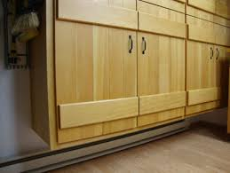 Polyurethane Cabinet Doors Board And Batten Shop Cabinets Small Woodworking Shop