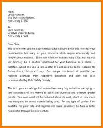 ideas of how to write a introduction letter introducing a company