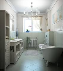 bathroom lovable small design with beautiful chandelier lovable small bathroom design with beautiful chandelier and sunlight window