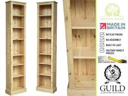 Tall Skinny Bookcase Articles With Solid Pine Tall Narrow Bookcase Tag Tall Pine