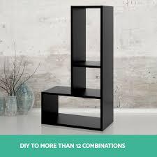 storage cube shelves diy display cube l shelf sidetable cabinet storage corner ladder