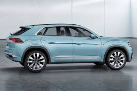 volkswagen crossblue coupe volkswagen cross coupe gte concept first look