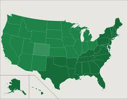 map us states regions the u s states in the midwest and the west map quiz
