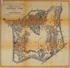 Franklin Maps Franklin Park A Glen Lane History Mystery Matthew Nash