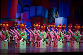 radio city spectacular theatermania