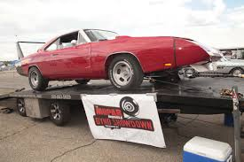 Redline Muscle Cars - nobody wanted this u002769 daytona not even the dealer rod network