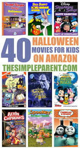 halloween movies for kids on amazon