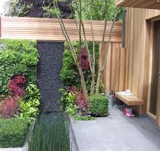 garden design ideas low maintenance walled garden design ideas 8268