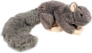 hugglehounds feller squirrel dog toy lil squirrel chewy com