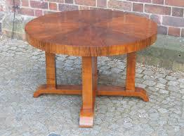 art deco coffee table in walnut u2013 sold antyki meble warszawa