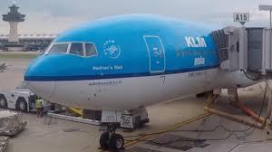Klm Economy Comfort Flight Report Iad Ams Klm Economy Comfort 777 200 Washington Dc