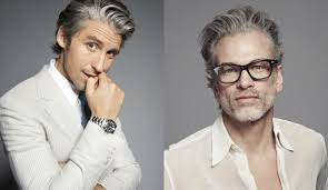 Gray Hair Mens Hairstyles by Mature Men Attractive Grey Hairstyles Hairstyles Haircuts And