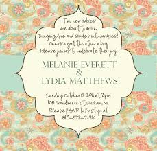 baby shower wording baby shower invite wording ideas bf digital printing