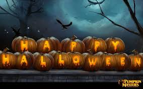 scary pumpkin wallpapers halloween wallpapers free downloads group 80