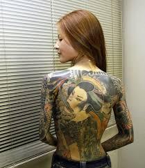 刺青女NUDE|