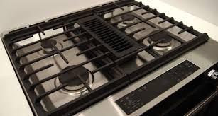 Jenn Air Downdraft Cooktop Gas Kitchen Best Pro Style Modular Gas Downdraft Rangetop 48 Jenn Air