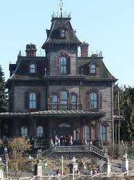 phantom manor at disneyland paris gone with the family