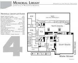 floor plans memorial library
