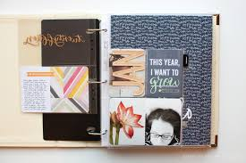 my 2015 plan scrapbooking in 8 5x11 or smaller simple scrapper