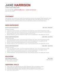 resume ats resume template 2017 examples for job seekers in any
