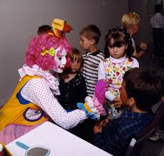 clowns for a birthday party tickles clown birthday tickles and family