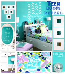 Diy Crafts For Teenage Rooms - trendy teen room reveal u2013 craft teen