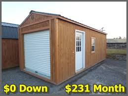 sheds for sale high quality storage sheds sizes to 16x40