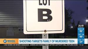 black friday shooting target targets family of murdered toronto teen