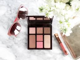 charlotte tilbury instant look palette review the beauty look book