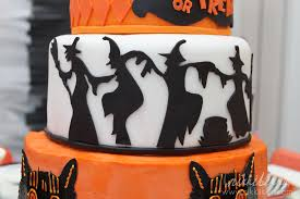 Halloween Witch Cake by Halloween Party