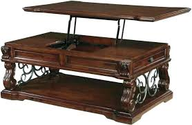 Wood Coffee Table With Storage Coffee Table With Storage And Lift Top Best Lift Top Coffee Tables