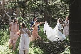 a boho chic australian wedding