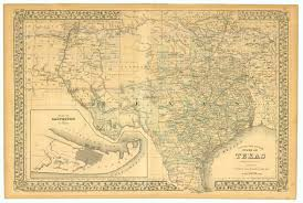 State Map Of Texas by Mapping Texas U0027 Now On View At The Bullock Museum