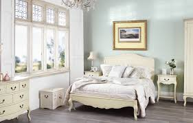 Juliette Shabby Chic Champagne Furniture - Bedroom furniture sets uk