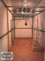 misa chambre froide chambre froide misa 24 m3 portique à viande occasion 6 800 00 ht
