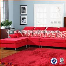 Luxury Shaggy Rug Large Red Living Room Carpet Luxury Shaggy Rug For Bedroom