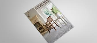 product brochure for unnatural flooring fruition graphic