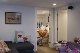 Split Level Bedroom by Mid Century Split Level