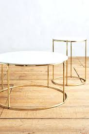 small metal end table small metal end table square glass coffee table white and gold side