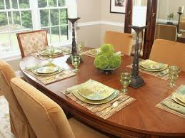 Dining Table Settings Pictures Dining Room Table Settings Images Of Dining Table And