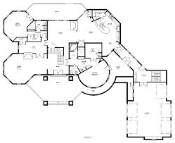octagon shape house plans