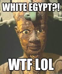 Egyptian Memes - white egypt wtf lol surprised egyptian quickmeme