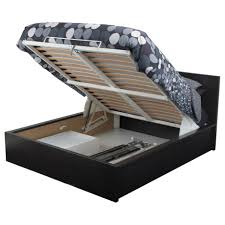 Queen Platform Bed Frame With Storage Bed Frames Storage Bed Queen Ikea Queen Storage Bed With
