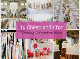 wedding decorations on a budget beautiful diy wedding decorations on a budget photos styles