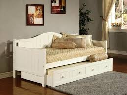 Daybed With Trundle Bed Twin Trundle Daybed U2013 Dinesfv Com