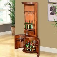Liquor Display Shelves by Barrel Mango Wood Liquor Cabinet U0026 Display Shelves