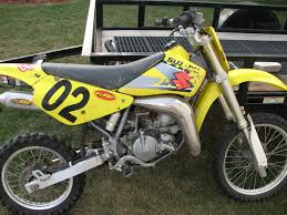 image gallery 2001 rm 85 2 stroke