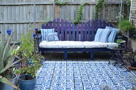deck paint color ideas deck traditional with adirondak bench blue