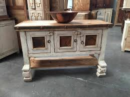 Rustic Bathroom Cabinets Vanities - rustic bathroom vanity caruba info